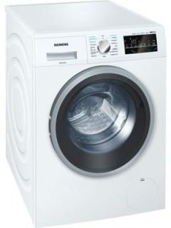 Siemens 8 Kg Fully Automatic Front Load Washing Machine (WD15G460IN) Price in India