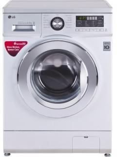 LG 6.5 Kg Fully Automatic Front Load Washing Machine (FH096WDL24) Price in India