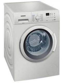 Siemens 7 Kg Fully Automatic Front Load Washing Machine (WM 12K 168IN) Price in India
