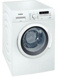Siemens 7 Kg Fully Automatic Front Load Washing Machine (WM10K260IN) Price in India