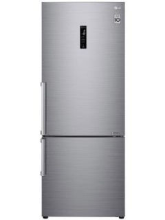 LG GC-B569BLCF 494 L 2 Star Inverter Frost Free Double Door Refrigerator Price in India
