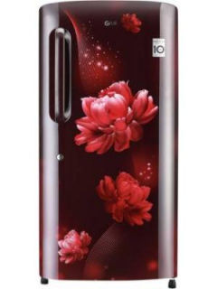 LG GL-B221ASCY 215 L 4 Star Inverter Direct Cool Single Door Refrigerator Price in India