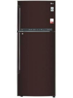 LG GL-T502FRS2 471 L 2 Star Inverter Direct Cool Double Door Refrigerator Price in India
