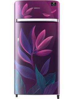 Samsung RR21T2G2X9R 198 L 4 Star Inverter Direct Cool Single Door Refrigerator Price in India