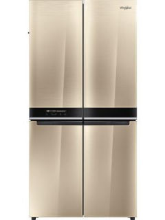 Whirlpool WS Quarto 677 L Inverter Frost Free Side By Side Door Refrigerator Price in India