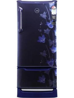 Godrej RD Edge Duo 240 TDF 3.2 225 L 3 Star Direct Cool Single Door Refrigerator Price in India