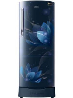Samsung RR20T182XU8 192 L 4 Star Inverter Direct Cool Single Door Refrigerator Price in India