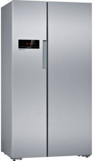 Bosch KAN92VS30I 658 L Inverter Direct Cool Side By Side Door Refrigerator Price in India