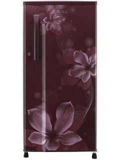 LG GL-B191KSOX 188 L 4 Star Inverter Direct Cool Single Door Refrigerator Price in India