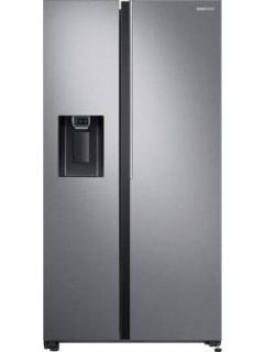 Samsung RS74R5101SL 676 L Inverter Frost Free Side By Side Door Refrigerator Price in India
