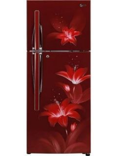 LG GL-T302RRGU 284 L 3 Star Inverter Frost Free Double Door Refrigerator Price in India