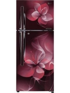 LG GL-T292RSDU 260 L 3 Star Inverter Frost Free Double Door Refrigerator Price in India