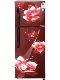 Haier HEF-25TRF 258 L 3 Star Frost Free Double Door Refrigerator Price in India