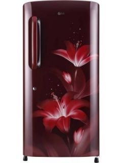 LG GL-B221ARGY 215 L 5 Star Inverter Direct Cool Single Door Refrigerator Price in India