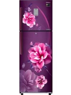 Samsung RT28R3923CR 253 L 3 Star Inverter Frost Free Double Door Refrigerator Price in India