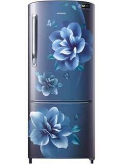 Samsung RR20R272ZCU 192 L 3 Star Inverter Direct Cool Single Door Refrigerator Price in India