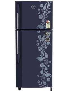 Godrej RF GF 2552 PTH 255 L 2 Star Frost Free Double Door Refrigerator Price in India