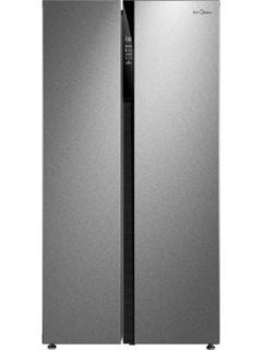 Midea MRFS5920SSLF 584 L Frost Free Side By Side Door Refrigerator Price in India