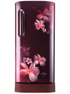 LG GL-D221ASPY 215 L 5 Star Direct Cool Single Door Refrigerator Price in India