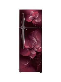 LG GL-T322RSDX 308 L 4 Star Frost Free Double Door Refrigerator Price in India