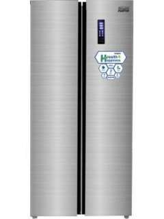 Mitashi MiRFSBS1S510v20 510 L Inverter Frost Free Side By Side Door Refrigerator Price in India