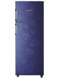 Bosch KDN43VU30I 347 L 3 Star Frost Free Double Door Refrigerator Price in India
