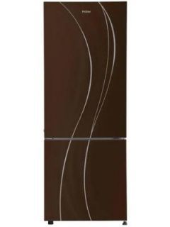 Haier HRB-3404PCG-R 320 L 3 Star Frost Free Double Door Refrigerator Price in India
