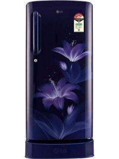 LG GL-D201ABGX 190 L 4 Star Inverter Direct Cool Single Door Refrigerator Price in India