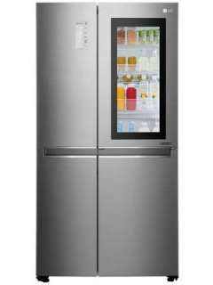 LG GC-Q247CSBV 687 L 3 Star Side By Side Door Refrigerator Price in India