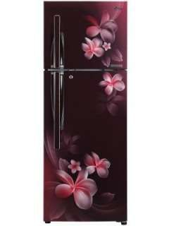 LG GL-T302RSPN 284 L 4 Star Frost Free Double Door Refrigerator Price in India