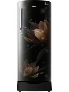 Samsung RR22N287YB8 212 L 4 Star Direct Cool Single Door Refrigerator Price in India
