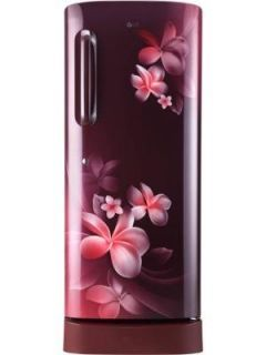 LG GL-D241ASPX 235 L 4 Star Direct Cool Single Door Refrigerator Price in India