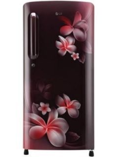 LG GL-B201ASPX 190 L 4 Star Direct Cool Single Door Refrigerator Price in India