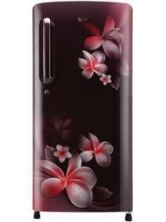 LG GL-B201ASPX 190 L 4 Star Direct Cool Single Door Refrigerator Price in India