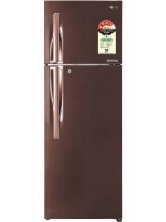 LG GL-T322RASN 308 L 4 Star Frost Free Double Door Refrigerator Price in India