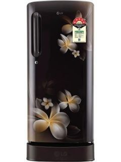 LG GL-D201AHPY 190 L 5 Star Direct Cool Single Door Refrigerator Price in India