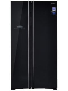 Hitachi R-S700PND2-GBK 659 L Inverter Frost Free Side By Side Door Refrigerator Price in India