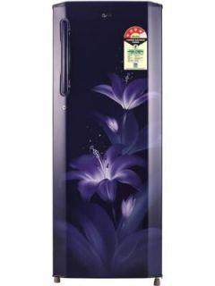 LG GL-B281BBGX 270 L 4 Star Inverter Direct Cool Single Door Refrigerator Price in India
