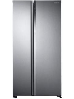 Samsung RH62K60A7SL 674 L Frost Free Side By Side Door Refrigerator Price in India