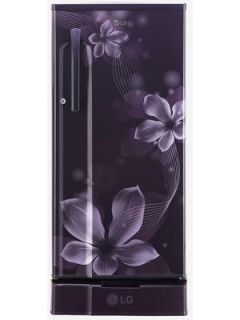 LG GL-D191KPOW 188 L 3 Star Direct Cool Single Door Refrigerator Price in India