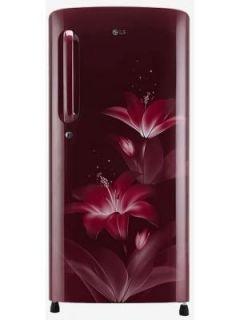LG GL-B201ARGX 190 L 4 Star Direct Cool Single Door Refrigerator Price in India