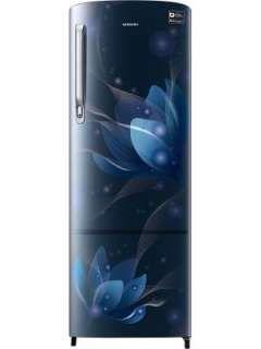 Samsung RR26N373ZU8 255 L 3 Star Direct Cool Single Door Refrigerator Price in India