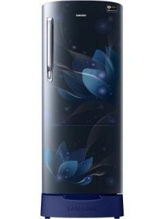 Samsung RR24N287YU8 230 L 4 Star Direct Cool Single Door Refrigerator Price in India
