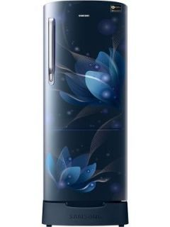 Samsung RR22N287YR8 212 L 4 Star Direct Cool Single Door Refrigerator Price in India