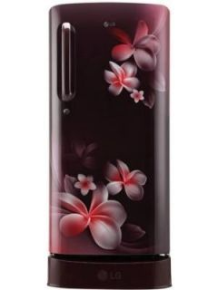 LG GL-D201ASPX 190 L 4 Star Inverter Direct Cool Single Door Refrigerator Price in India