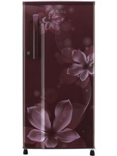LG GL-B191KSOW 188 L 3 Star Direct Cool Single Door Refrigerator Price in India