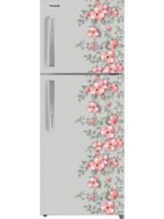Panasonic NR-BC27SHX1 268 L 3 Star Frost Free Double Door Refrigerator Price in India