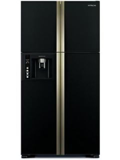 Hitachi R-W660FPND3X 586 L Direct Cool Side By Side Door Refrigerator Price in India