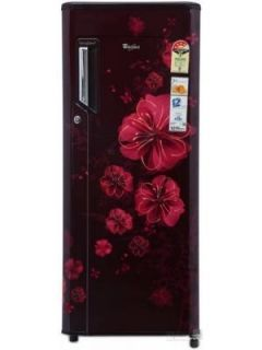 Whirlpool 215 IMPWCOOL PRM 4S 200 L 4 Star Direct Cool Single Door Refrigerator Price in India