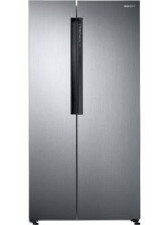 Samsung RS62K60A7SL 674 L Frost Free Side By Side Door Refrigerator Price in India